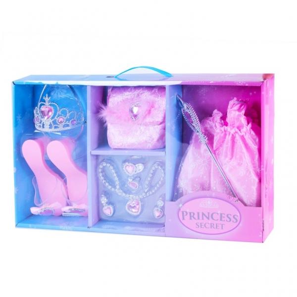 Rappa Sada princezná ružová 8 ks krabica