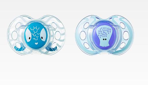 Cumlík Fun Style  Oceán 6-18 m - modrá-6/18měsíců