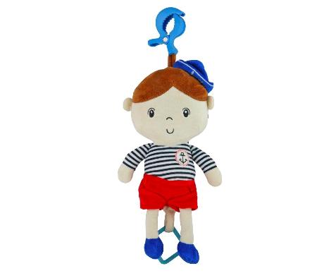 Závesná hračka s melódiou Námorník - Chlapček