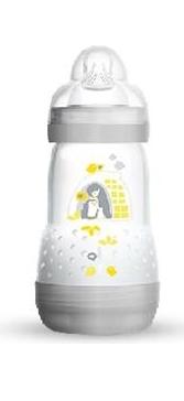 Antikoliková fľaška 160 ml - Tučniaky