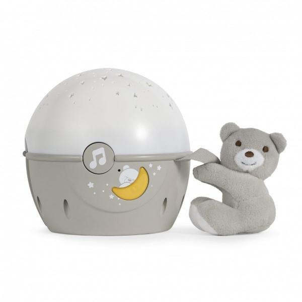 Projektor s melódiou Next 2 Stars - Medvedík bežový