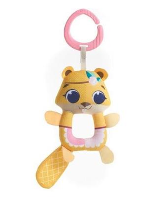 Tiny Love Závesná hračka s hrkálkou - Bobor Albertina