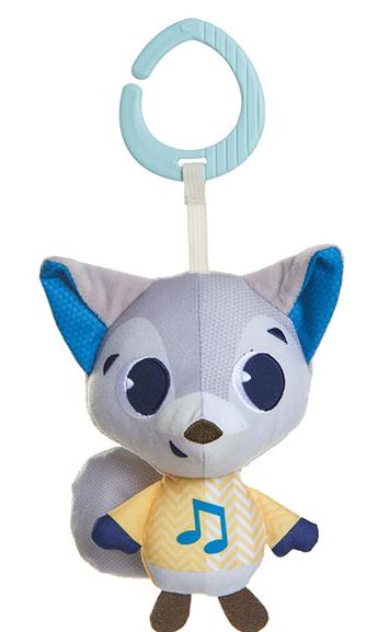 Tiny Love Závesná hračka s melódiou - Husky