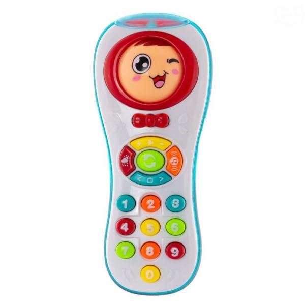Euro Baby Interaktívna hračka s melodií - ovládač
