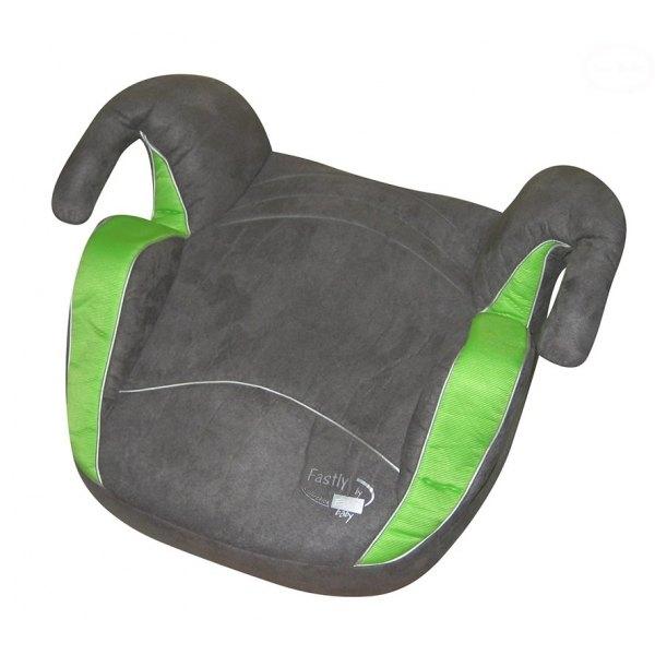 Euro Baby Autosedačka - Podsedák 15-36kg - šedá/zelená