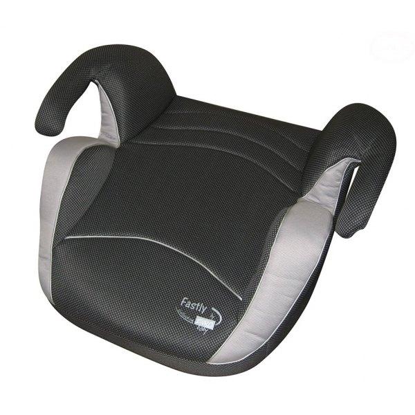 Euro Baby Autosedačka - Podsedák 15-36kg - čierna/šedá