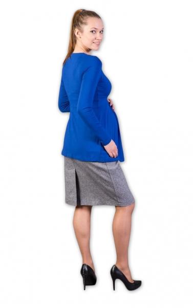 Tehotenská sukňa vlnená Tofa