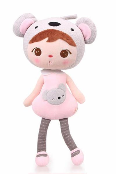 Handrová bábika Metoo XL - medvedík Koala, 70cm