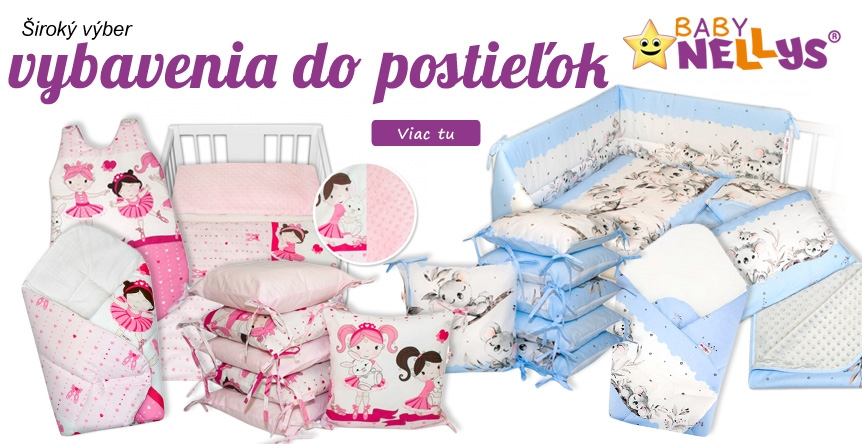V našom veľkoobchode nájdete široký výber posteľoveho vybavenia