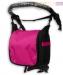 Taška na kočík lux - ružová